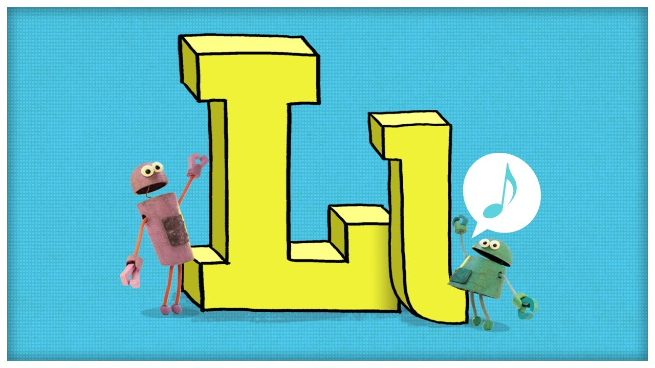 ABC Song The Letter L Lovely By StoryBots