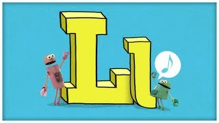 "ABC Song: The Letter L, ""The Lovely Letter L"" by StoryBots 