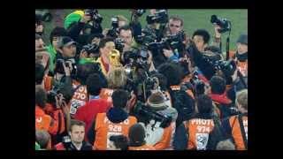 Spanien WM sieger 2010