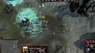 xaitment Epiphany - RTS game - 'Frozen Hearth'