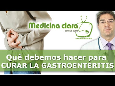 Gastroenteritis | Causas, síntomas y tratamiento