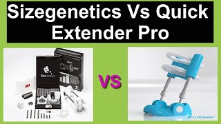 Sizegenetics Vs Quick Extender Pro - Where to buy Sizegenetics Extender Online [2018]