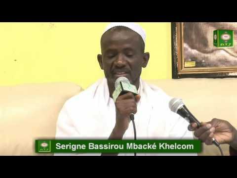 Serigne Bassirou Mbacke Khelcom a Touba Zingonia