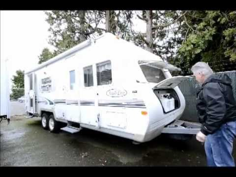 The Rv Corral 2001 Rvision Trail Lite 8263 S 25 Youtube