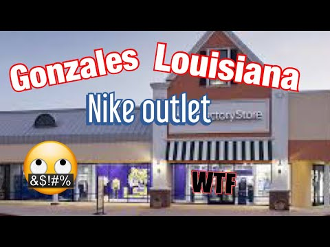 Gonzales Louisiana Nike outlet