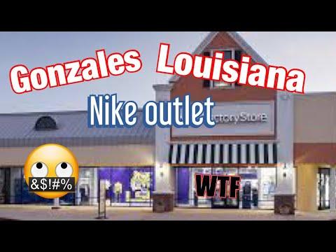 Gonzales Louisiana Nike outlet