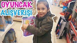 Oyuncak Alışverişi Yapıyoruz | Asya 'nın Dünyası Eğlenceli Çocuk Videoları
