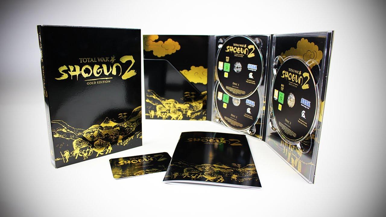 Total war: shogun 2 (collectors edition) pc | zavvi us.