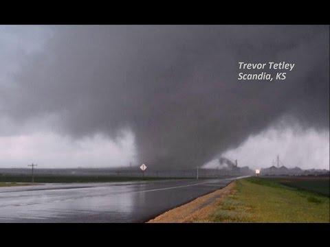 Scandia, KS Tornado 5/6/15