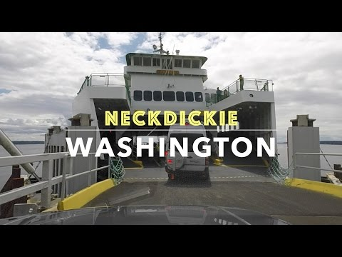 Washington State West to East, The Great Road Trip Vol. 1