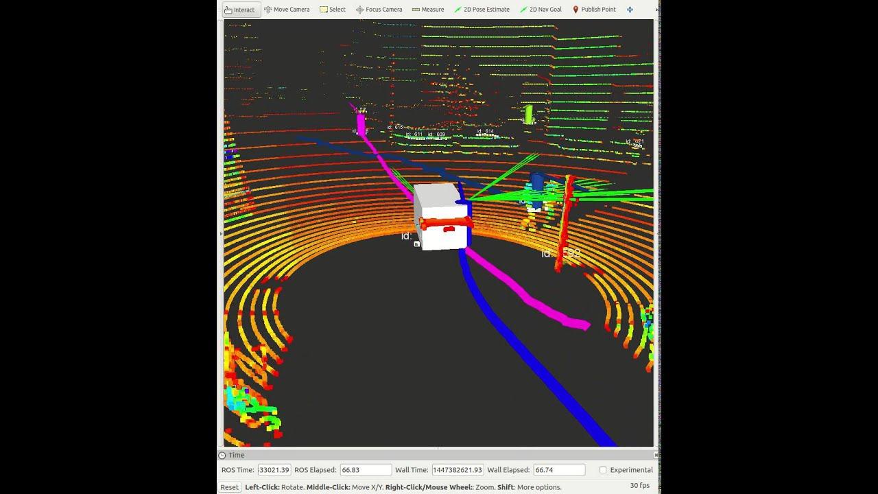 Maximum Likelihood Camera 2D LiDAR Fusion - YouTube
