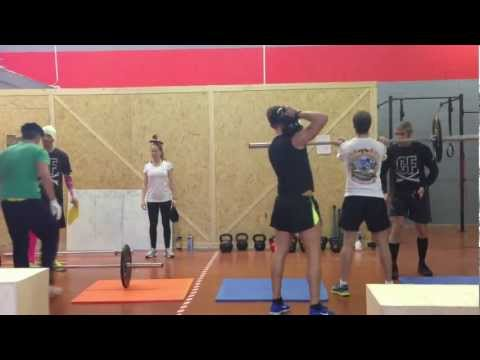 Urban Block CrossFit Vicenza Challenge