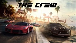 The Crew Beta Gameplay Exploring Los Angeles (PC GAMEPLAY) ULTRA
