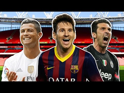Arsène Wenger Nearly Signed XI | Ronaldo, Messi & Hazard!