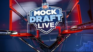 Bucky Brooks NFL Mock Draft 5.0 (Picks 1-10) | NFL Free HD Video