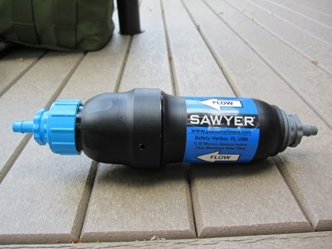Sawyer Inline Hydration Pack Adapter
