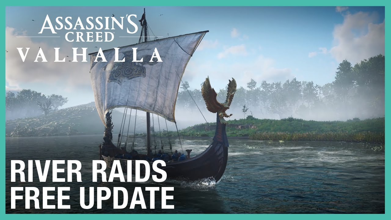 Assassin's Creed Valhalla: River Raids Free Update | Ubisoft