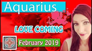 "Aquarius, ""You make them HAPPY..:)"" TWIN/SOULMATE READING FEBRUARY 2019"