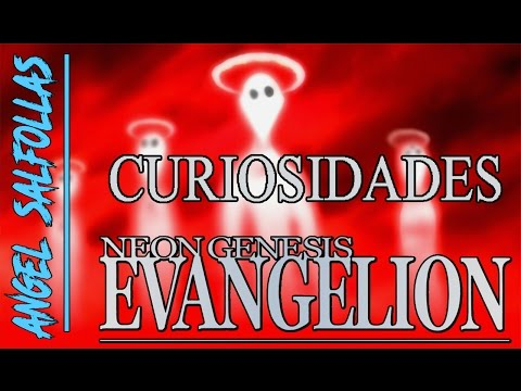 Neon Genesis Evangelion | Curiosidades 2017 | HD