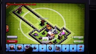 Clash of Clans Tom 1