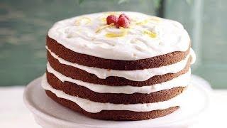 Домашний торт без выпекания. GuberniaTV