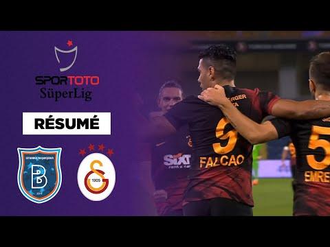 Résumé - SüperLig : Galatasaray frappe fort contre Basaksehir !
