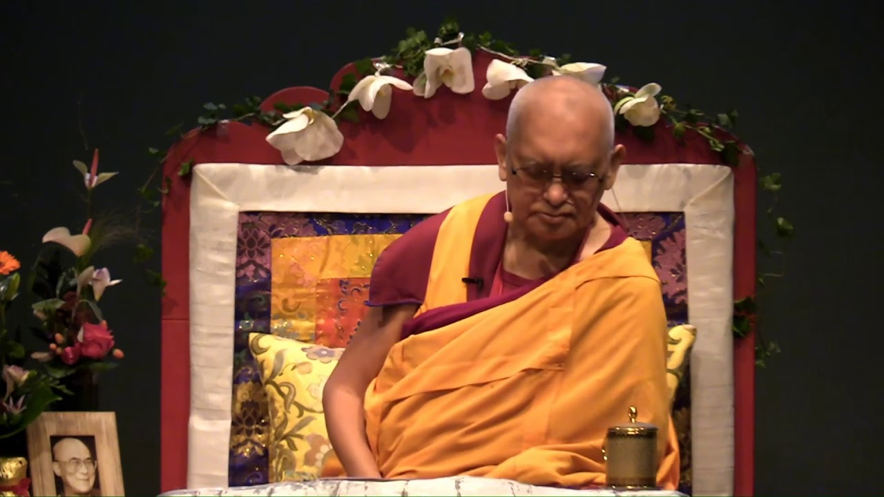 Advice from Lama Zopa Rinpoche