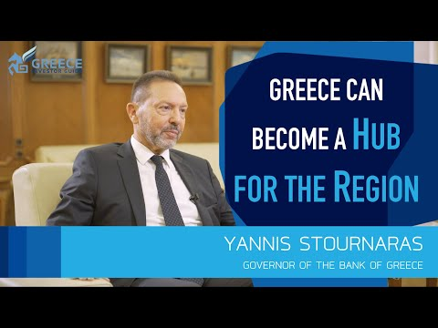 Yannis Stournaras, Governor of the Bank of Greece - Greece Investor Guide (2)