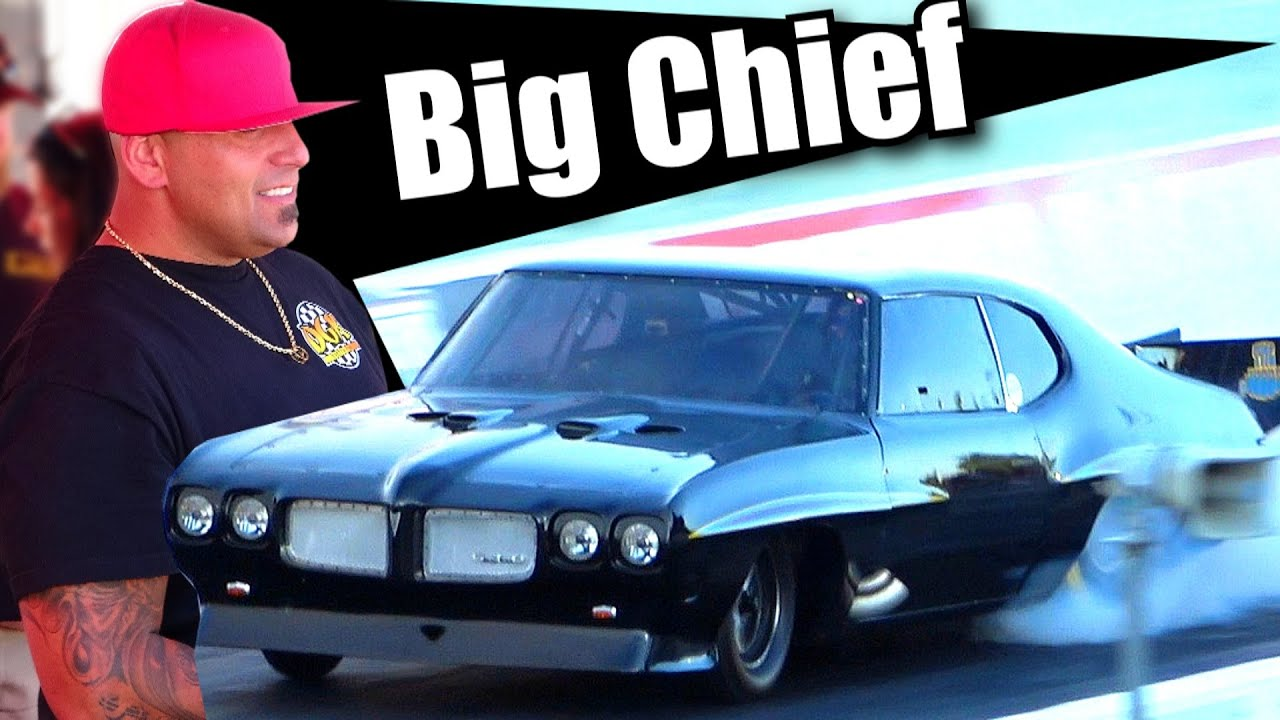 Big Chief39s GTO Street Outlaws t
