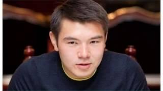Внуку Назарбаева Айсултану грозит смертельная опасность. Об этом сообщил  Альнур Мусаев