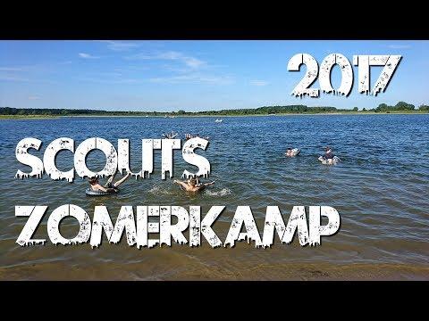 2017 - Scouts Zomerkamp - Giesbeek