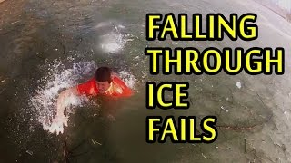 Video People Falling Through Ice Compilation 2015 [NEW] download MP3, 3GP, MP4, WEBM, AVI, FLV Agustus 2017