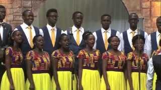 Gambar cover Newlife Ambassadors Choir from KENYA-San Antonio GC 2015-AYUBU