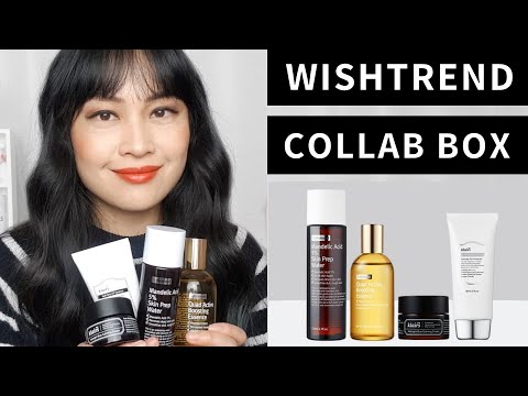 Boost Your Base Box Wishtrend Collaboration   Lab Muffin Beauty Science