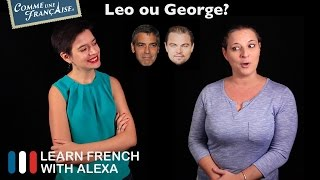 Alexa meets Géraldine from Comme Une Française