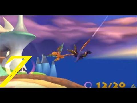 "Ocean Speedway | Spyro 2: Ripto's Rage! 100% Walkthrough ""7/32"" (No Commentary)"