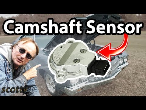 How to replace camshaft position sensor in your vehicle