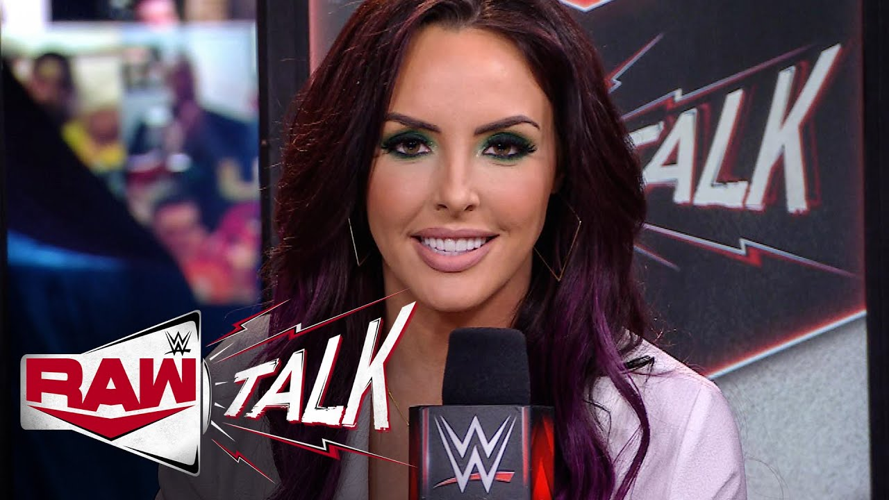 Peyton Royce gets candid about wanting an opportunity: Raw Talk, Mar. 8, 2021