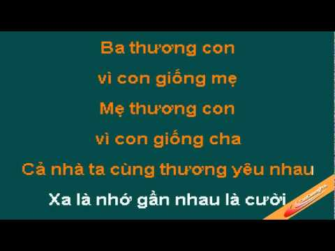 Ca Nha Thuong Nhau Karaoke - Xuan Mai - CaoCuongPro