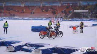 Чемпионат мира по мотогонкам на льду в ТЛТ («Новости Тольятти» 15.02.2021)