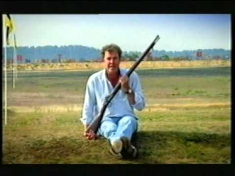 Jeremy Clarkson  Inventions That Changed the World Gun Rus sub