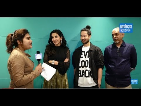 TV Web Series 'Hey Prabhu' Star Cast Exclusive Interview   Parul Gulati    Rajat Barmecha