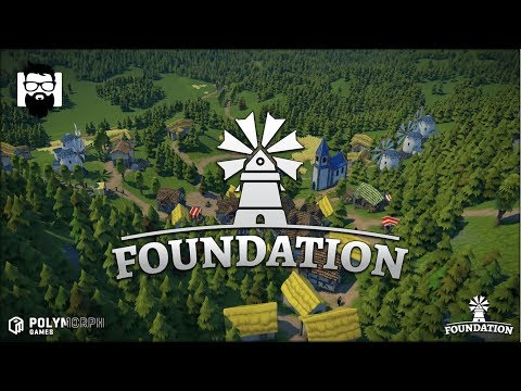 Foundation - Alpha - Building the New Buildings - Part 7