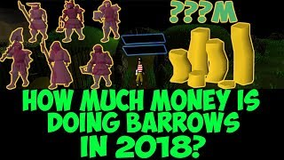How much GP/HR really is Barrows? | 2018