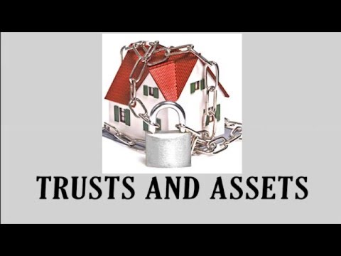 Trusts and Assets and Wealth Protection. 13 March 2016