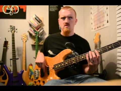 Bill Withers Use Me Bass Cover Youtube