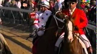 2008 Kentucky Derby - Big Brown + Post Race