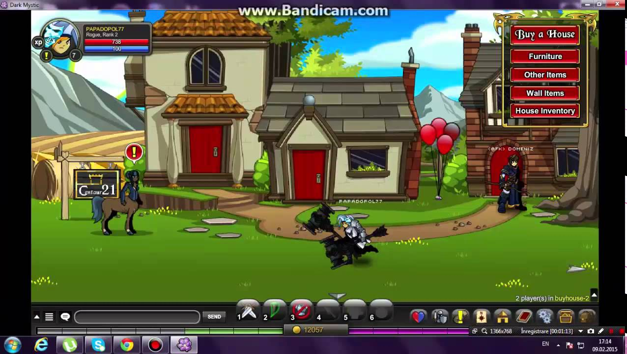 Adventure Quest Worlds Hack Level Up! Download Link - YouTube