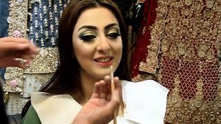 pakistani walima bridal makeover