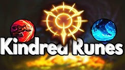 Kindred Runes  Season 10